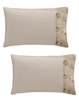Amanda Holden Confetti Pillowcases