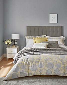 Katie Piper Reset Floral Cotton Duvet Cover Set