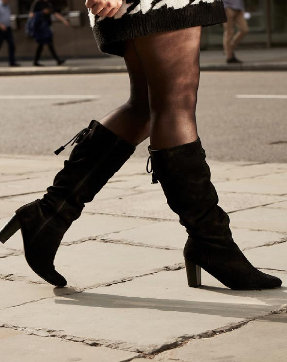 Wide Fit \u0026 Wide Calf Boots | Simply Be