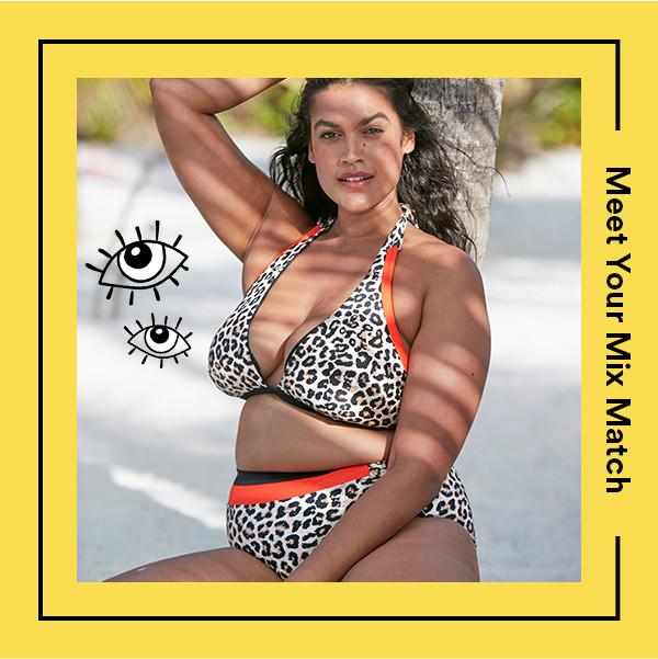 3c793924b51 Mix It Up. Shop Meet Your Mix Match. Beachwear: ...