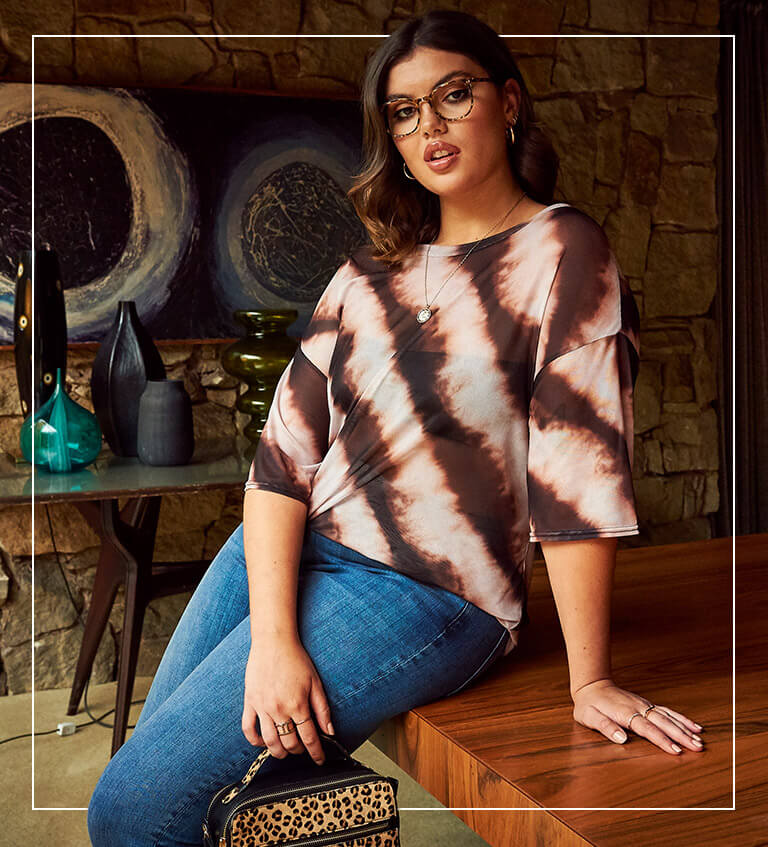 Curve & Plus Size Clothing in Sizes 12-32 | Simply Be