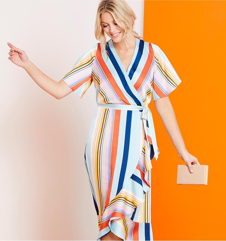 54408dfe22e Plus Size Clothing: Online, Catalogue & Credit   Fashion World