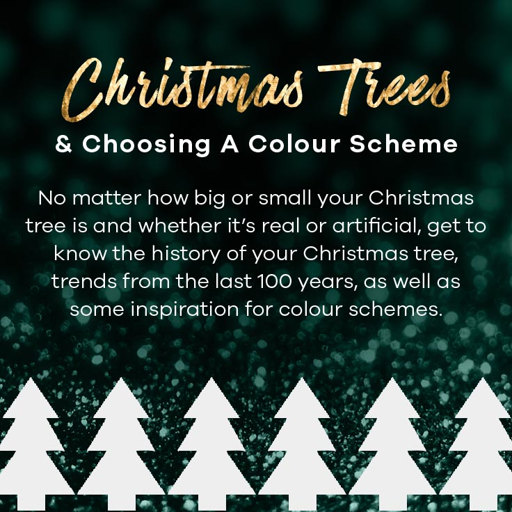 Real History Of Christmas.Take Our Quiz Find Your Christmas Tree Colour Scheme J D