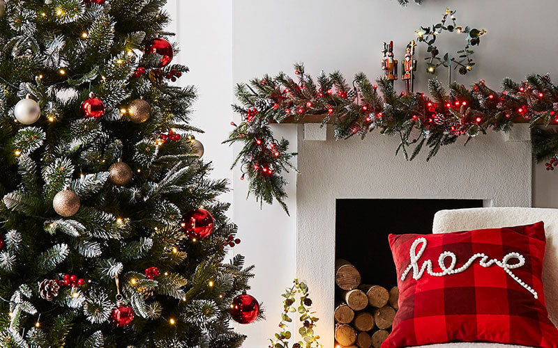 Christmas House Décor & Accessories for 2020 | J D Williams