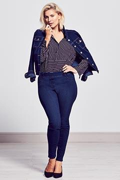 777465fbcc4 Amber Jegging Jeans
