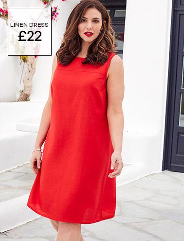 58cc702dec Plus Size Clothing: Dresses, Lingerie & Swimwear | Marisota