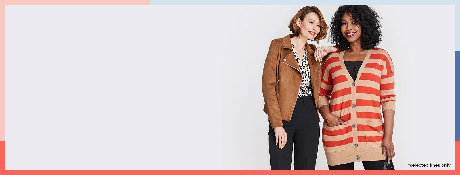 Women's Fashion in Plus Size, menswear, furniture, homewares