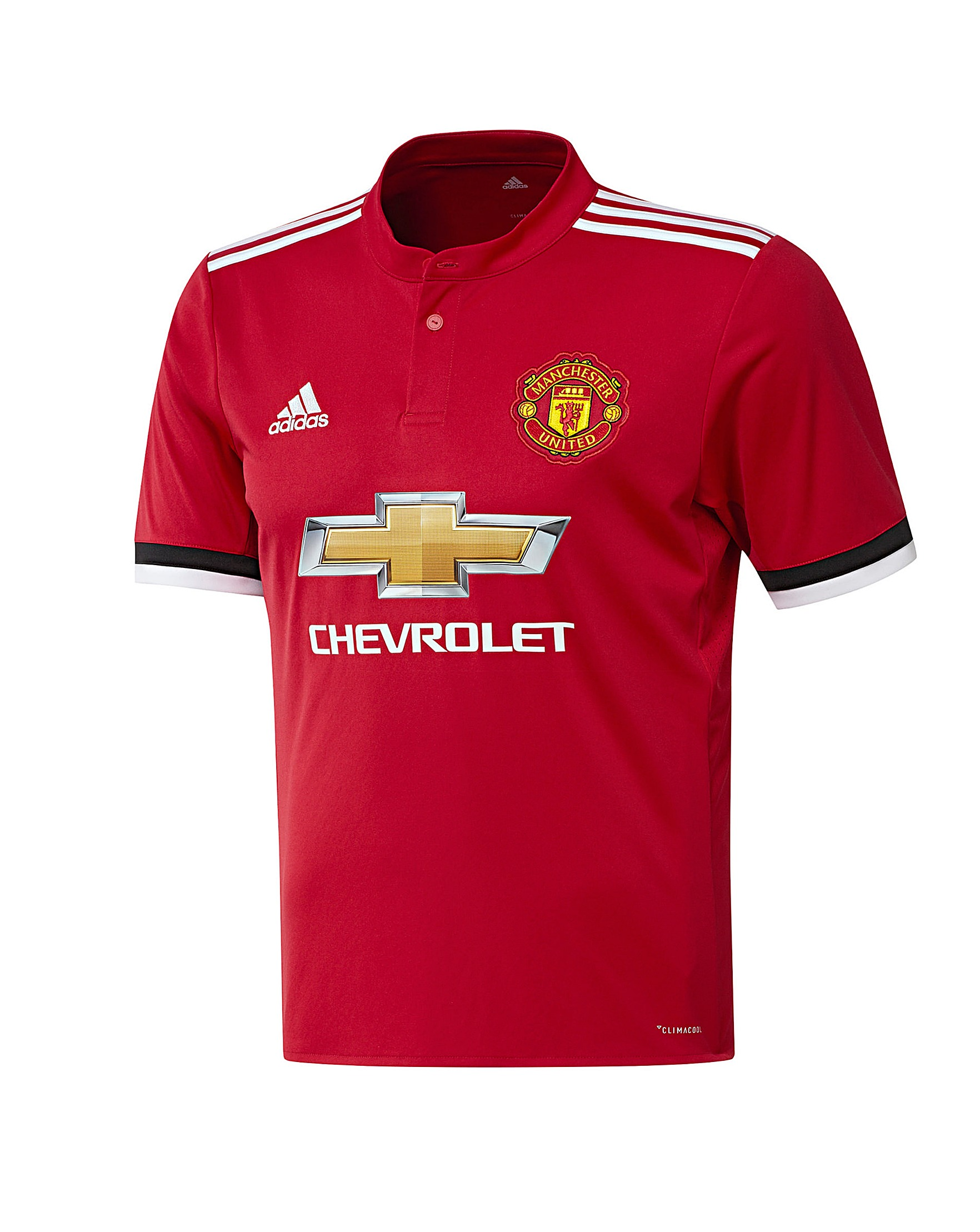 reputable site c80c8 80d17 Manchester United Replica Home Jersey