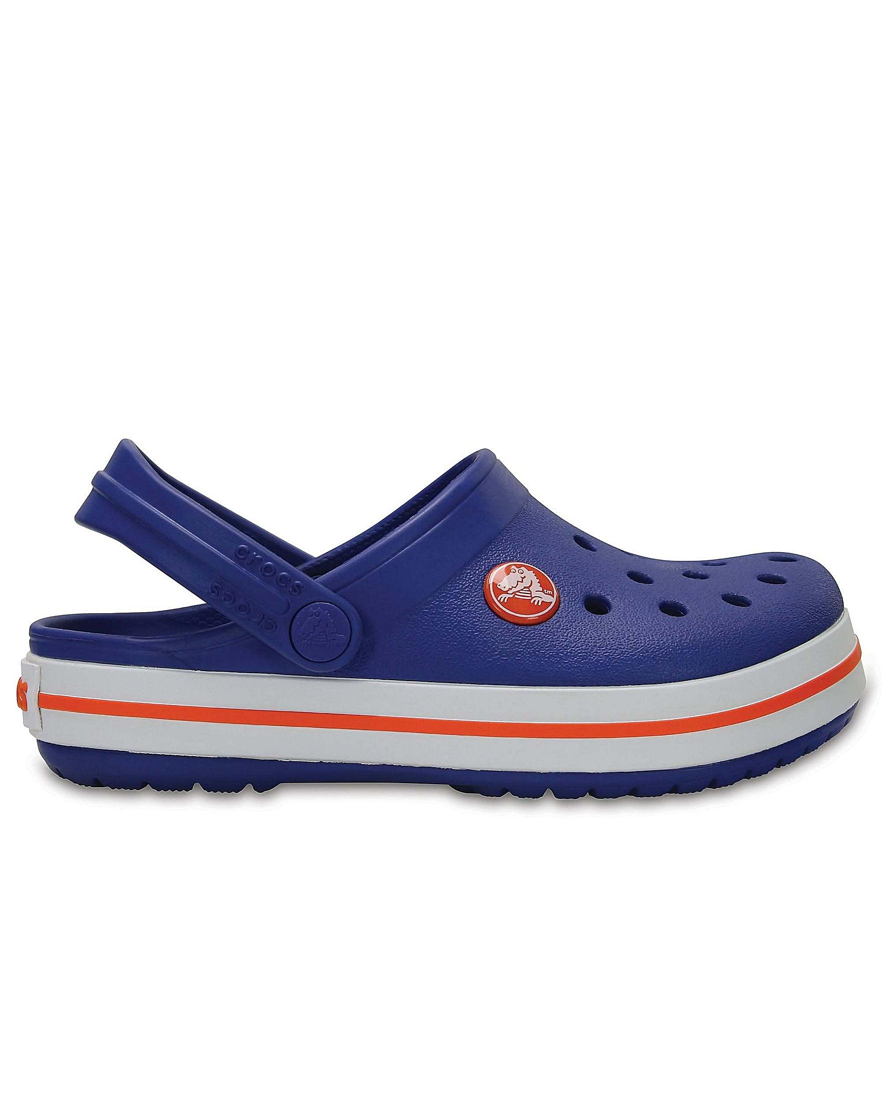 9a42468e7025e Crocs Crocband New Boys Sandals