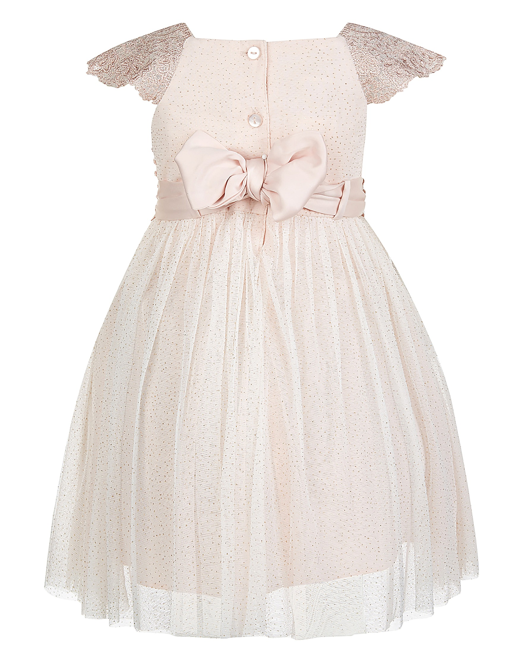 bbe2ee7c Monsoon Baby Estella Sparkle Dress | Marisota