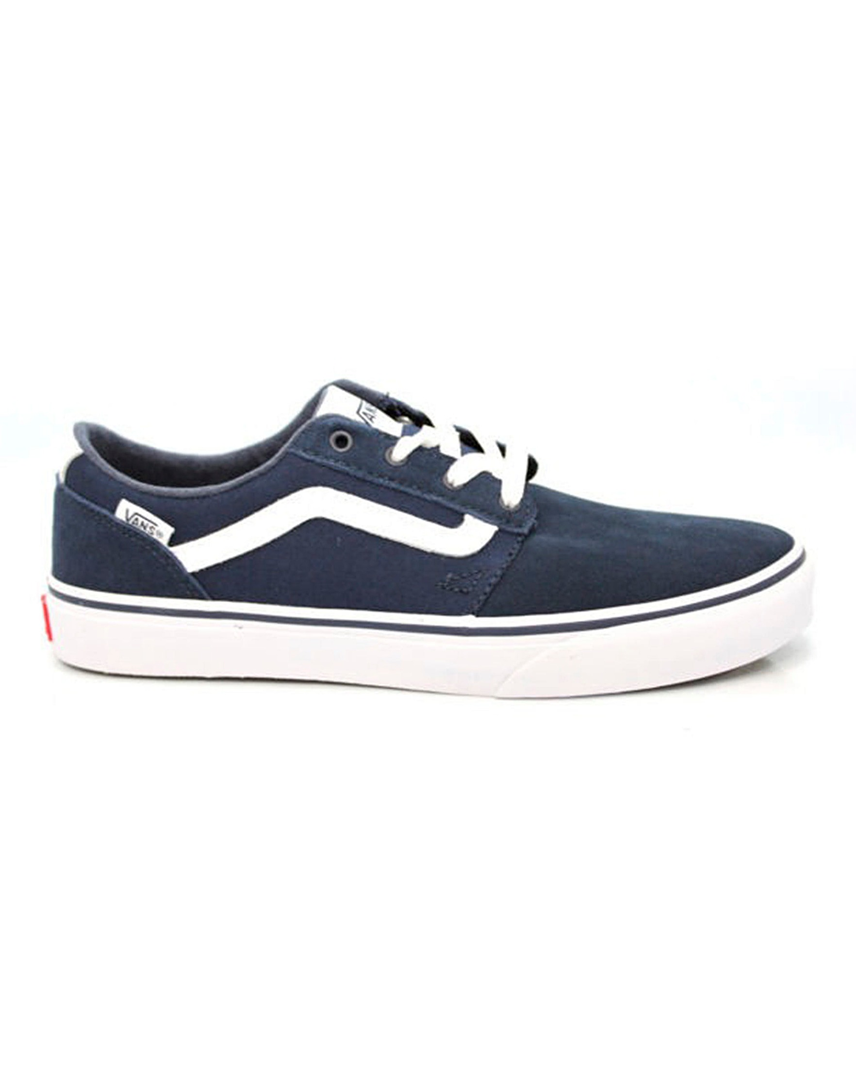 e53519689a0 Vans Chapman Stripe Youth Trainers