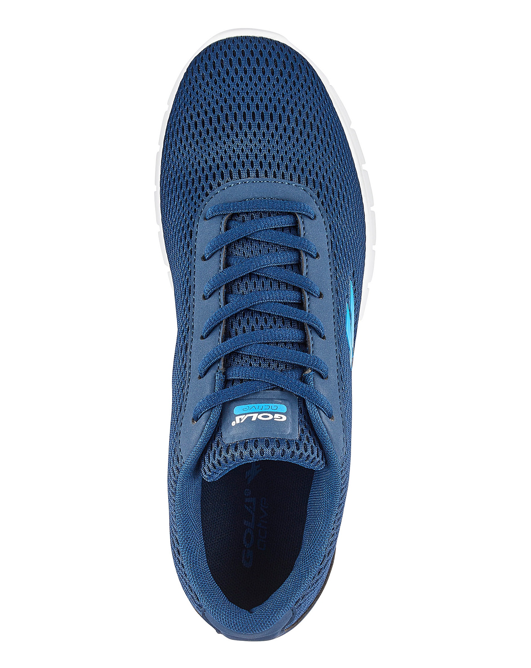 91c45f82913d Gola Sports Beta 2 Wide Fit Trainers