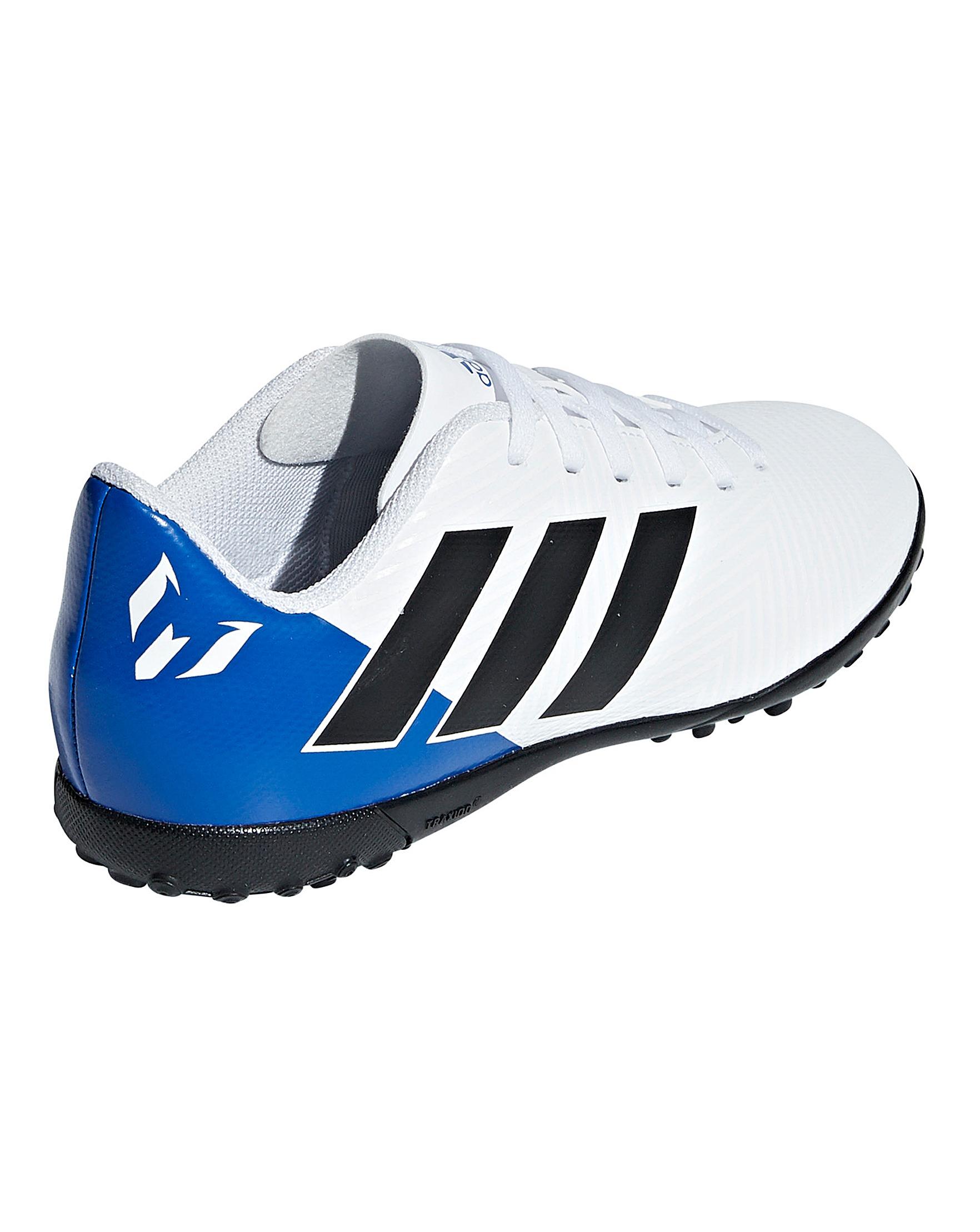 ea9a585d64ac adidas Nemeziz Messi Tango 18.4 TF Boots