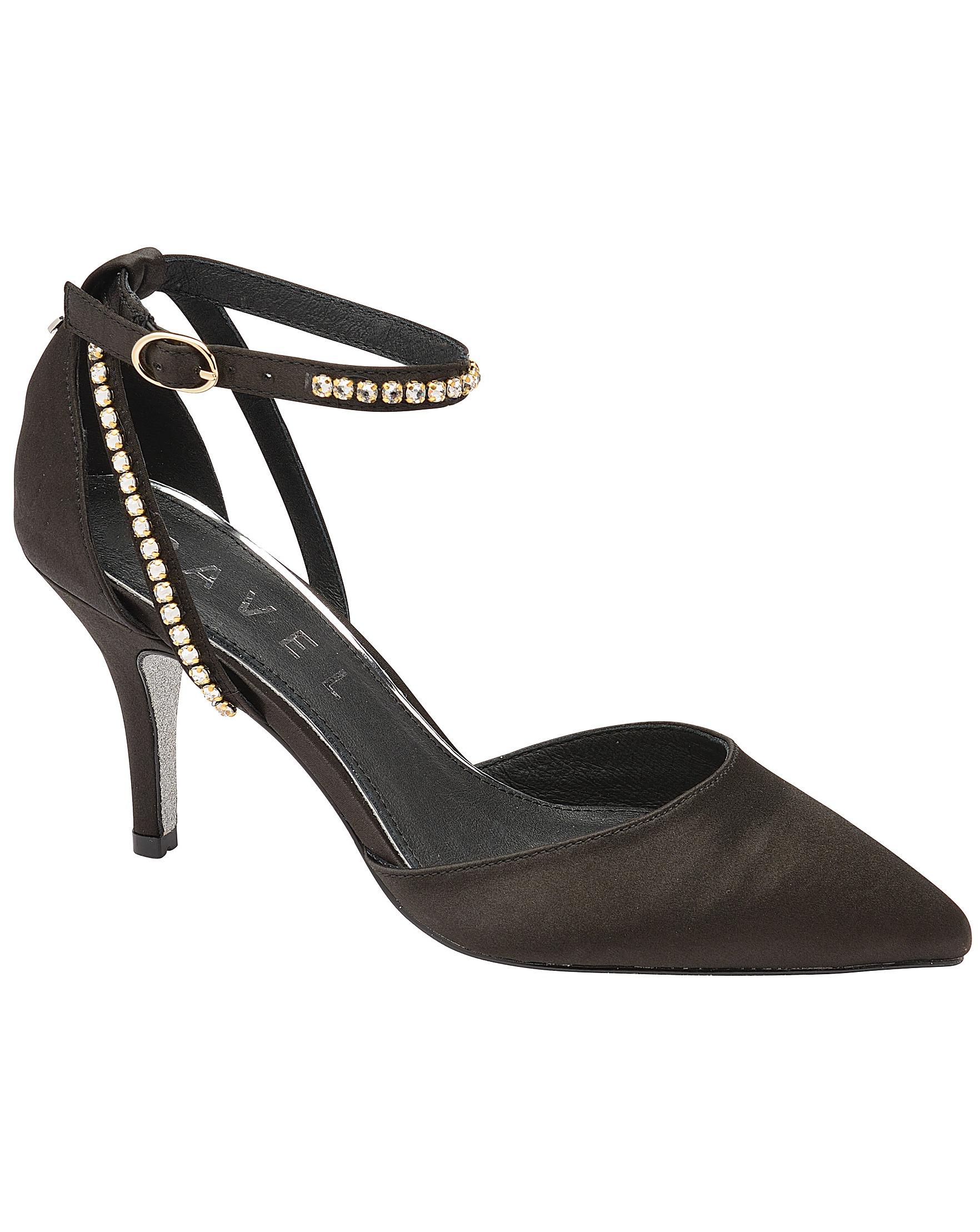 f8446f36d948 Ravel Nova Ankle Strap Court Shoes