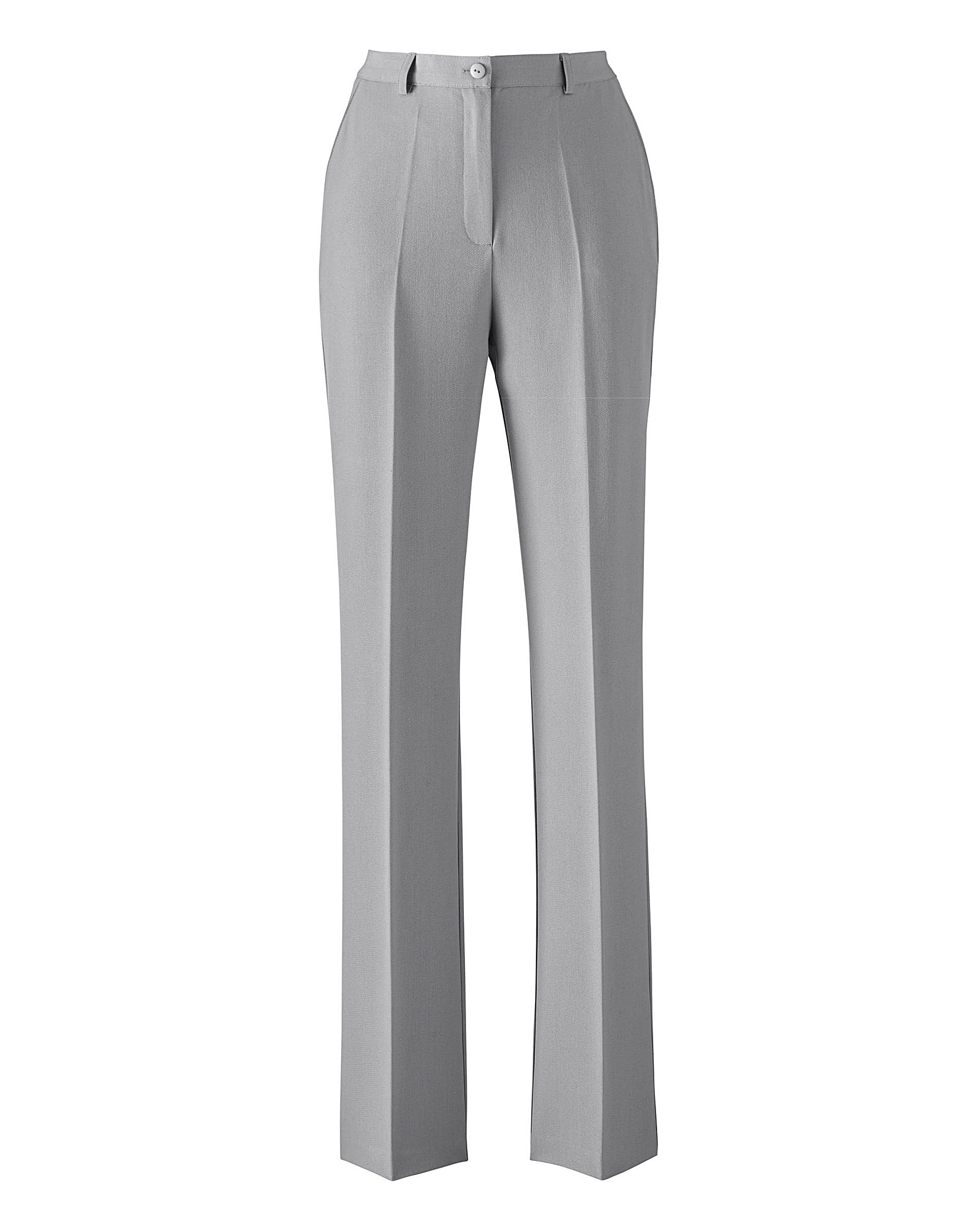 21cb895a672 Slimma Classic-Leg Trousers Extra Short