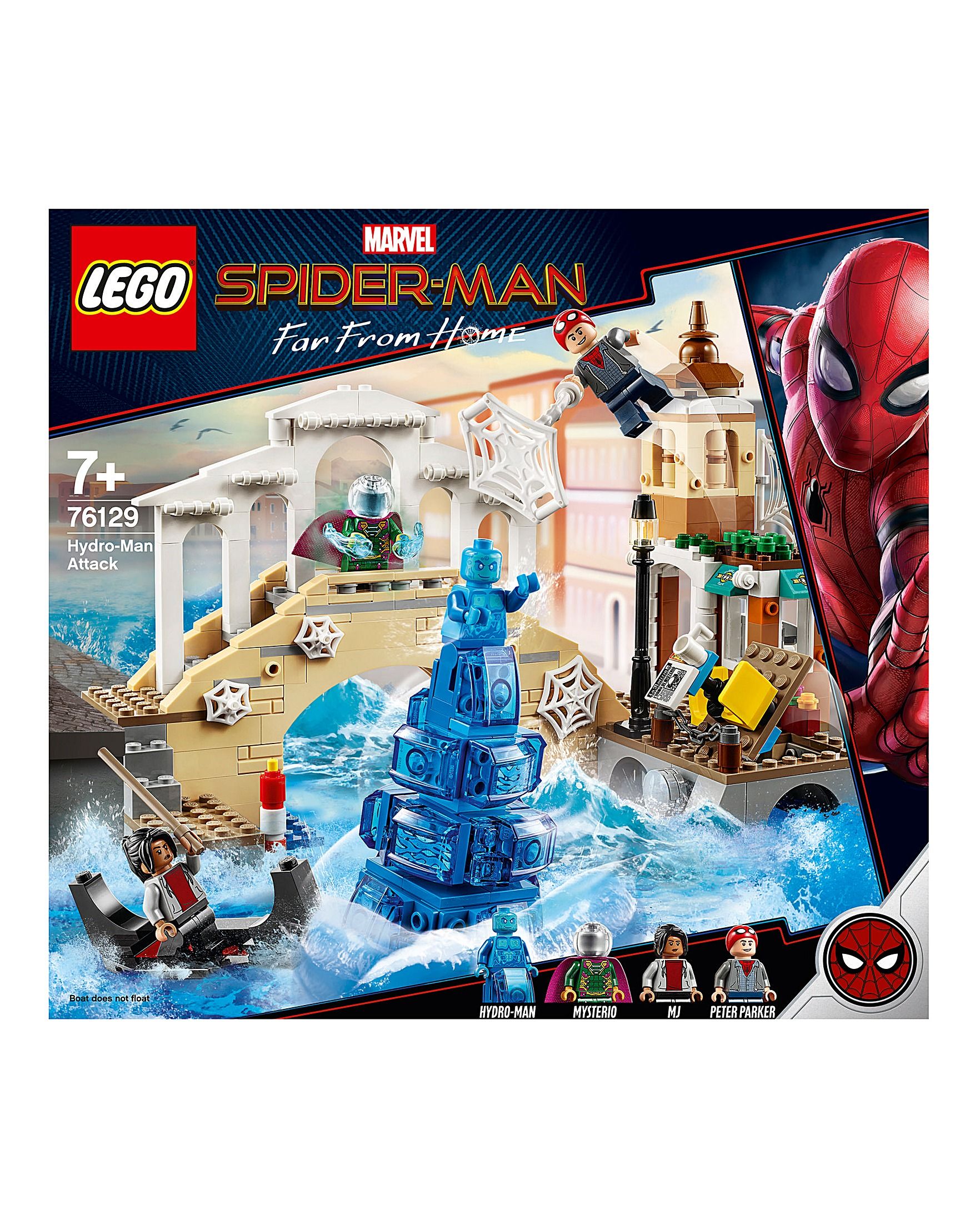 aa37ce58195d LEGO Spider-Man Hydro-Man Attack | Oxendales