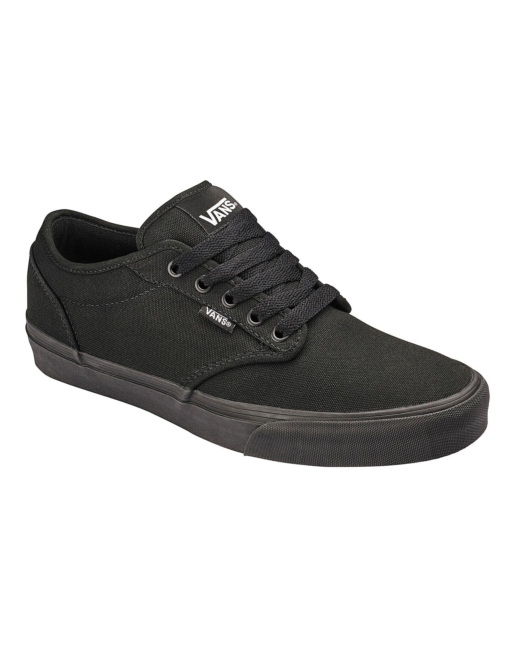 23bb9be3b2b6cf Vans atwood lace up casual shoes jacamo jpg 1764x2217 Chinas vans warehouse