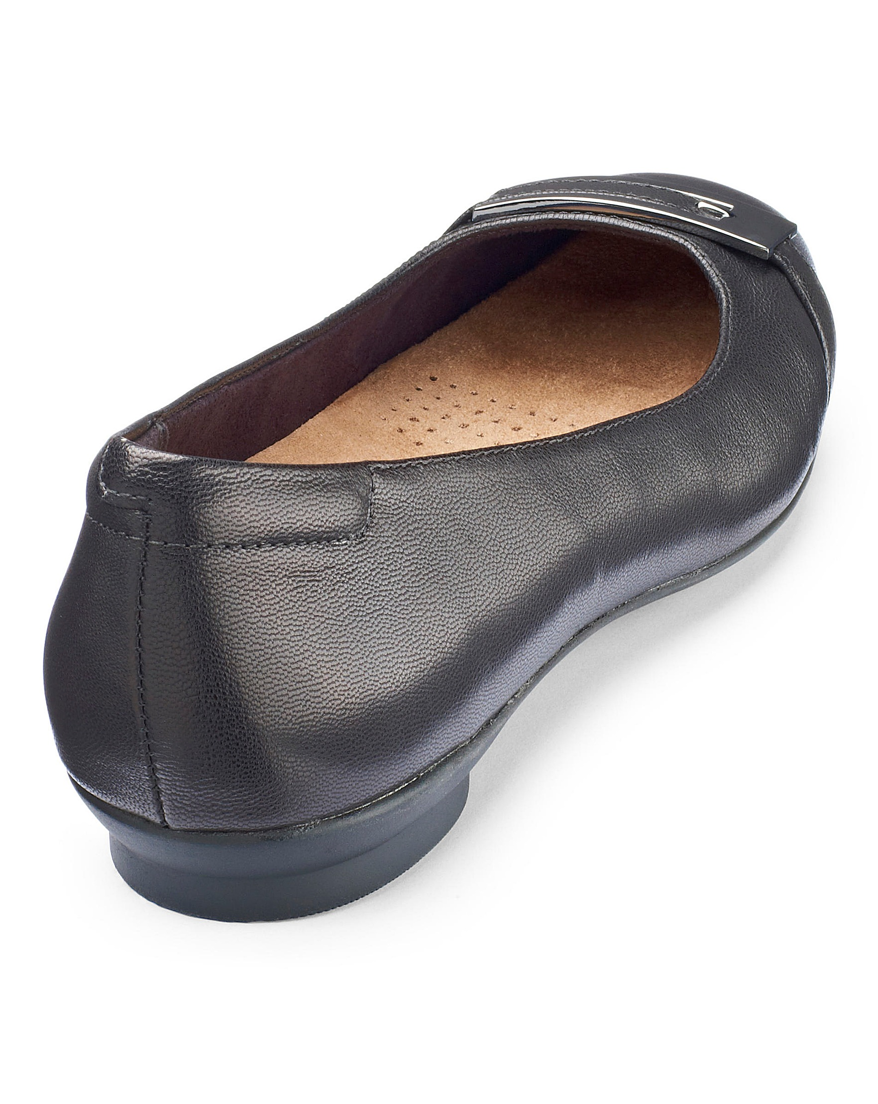 0c9fcb159d0 Clarks Candra Glare Shoes EE Fit