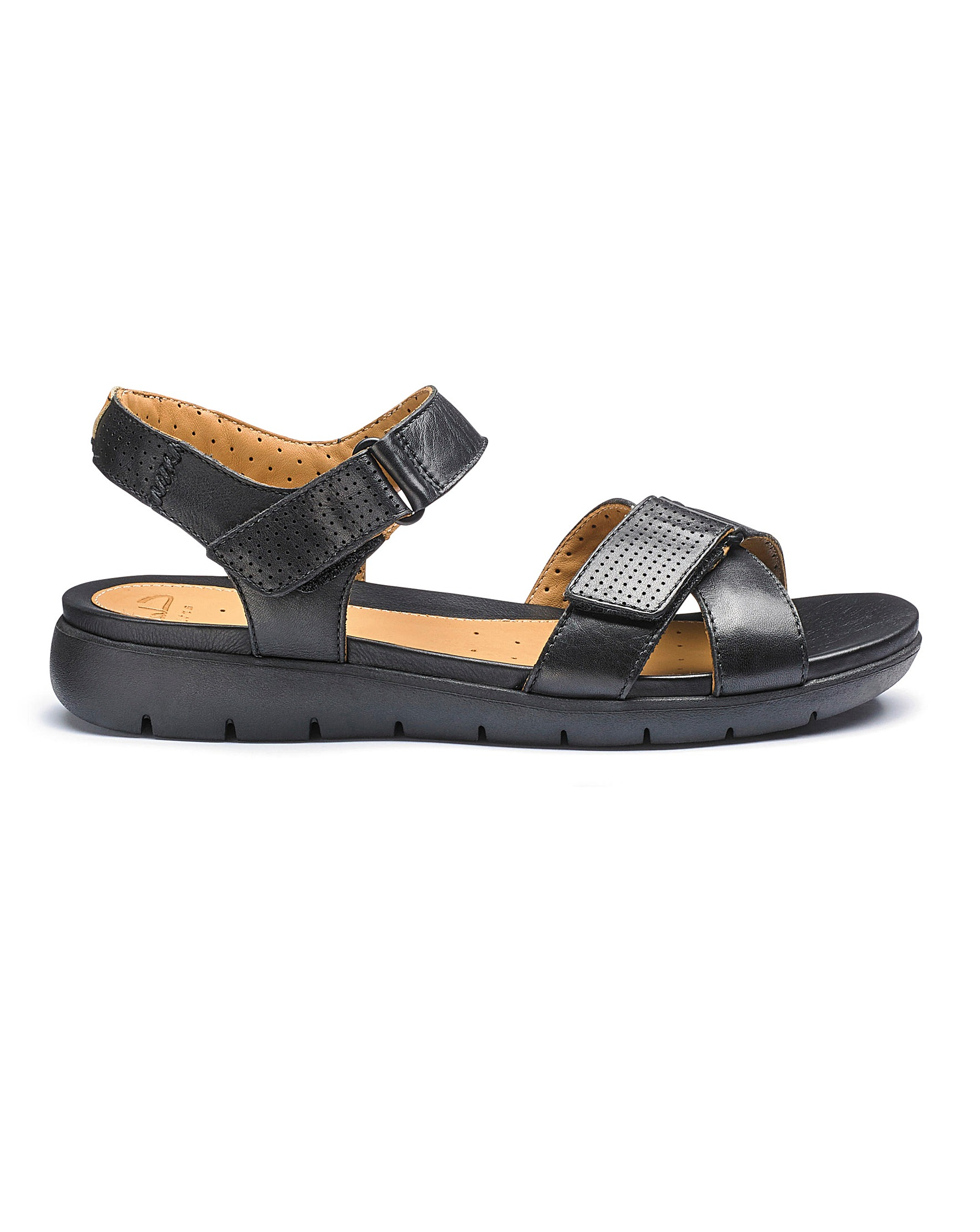 7f108153460 Clarks Un Saffron Sandals E Fit