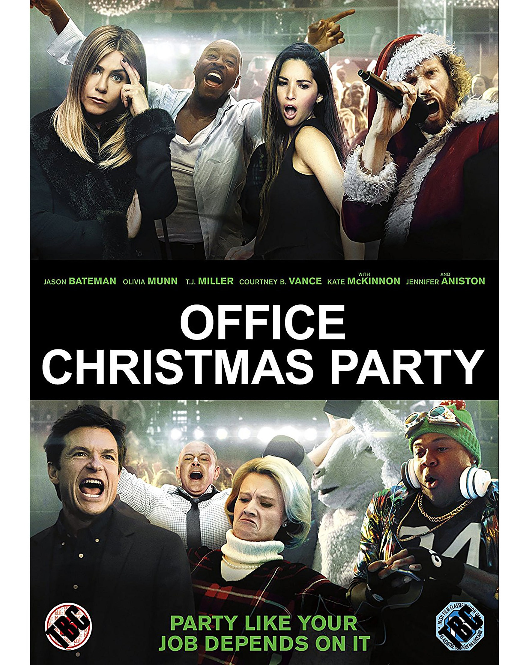 Office Christmas Party DVD | Ambrose Wilson