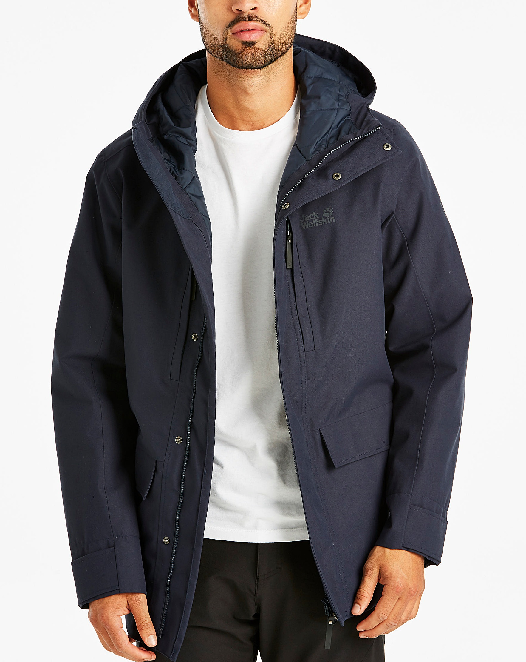 big sale 7a0bc 61d15 Jack Wolfskin West Coast Jacket