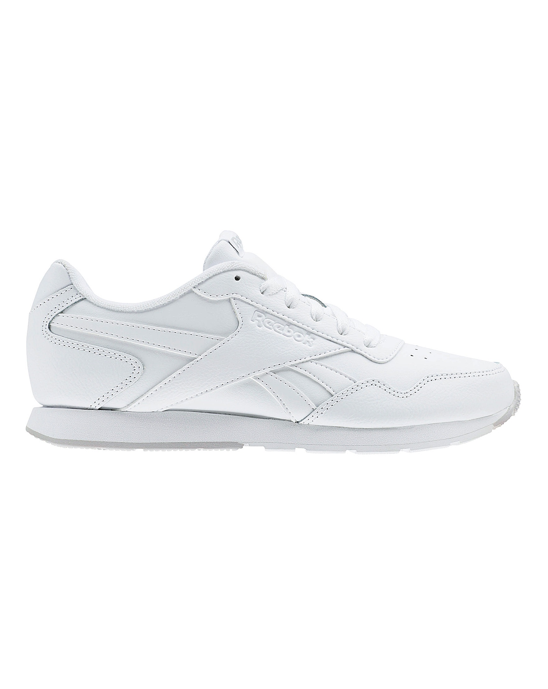 090aa0d1 Reebok Royal Glide Womens Trainers | Simply Be