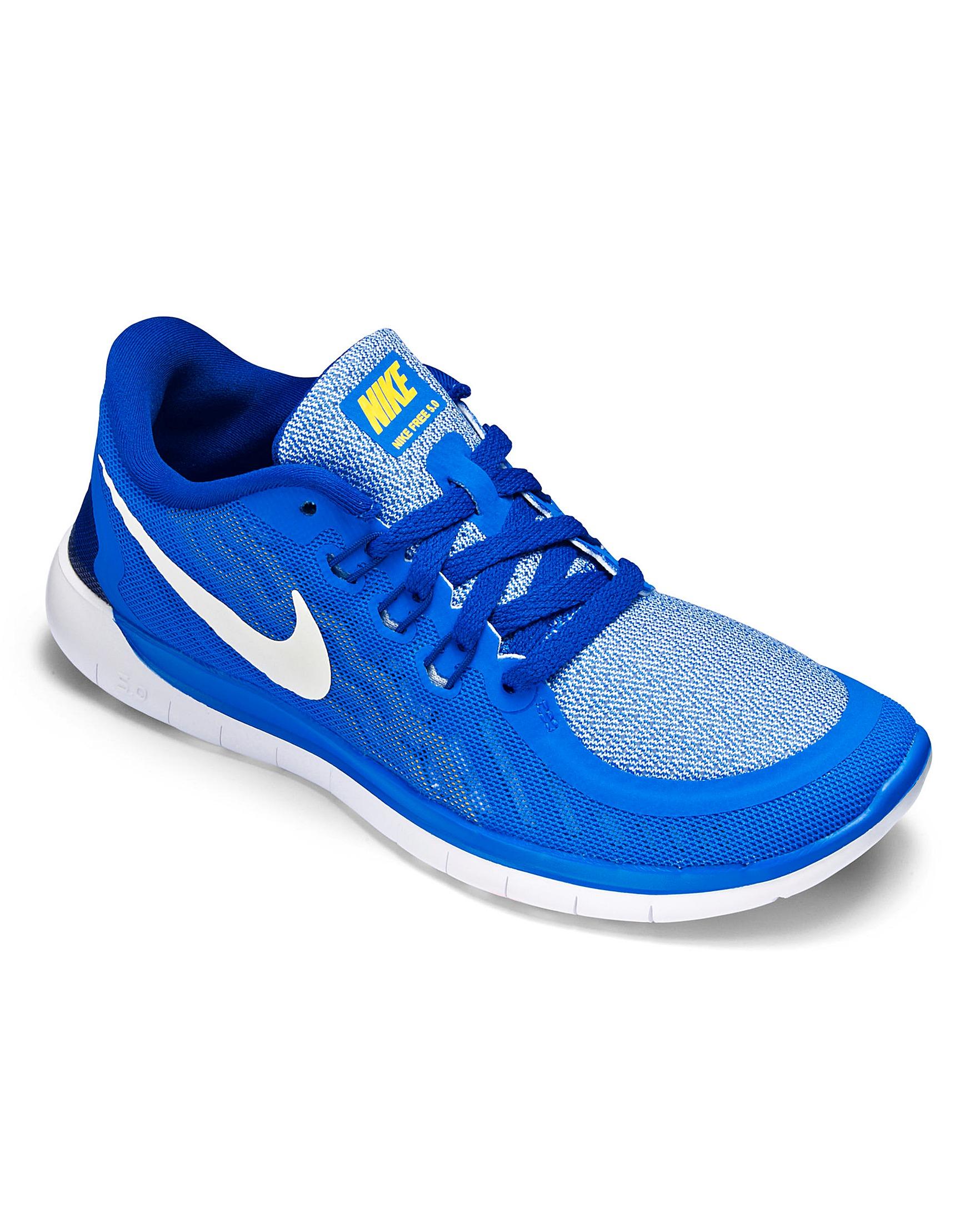 buy popular 43c5f cb18c ... get nike free run 5 junior trainers j d williams 5d47e 65d81