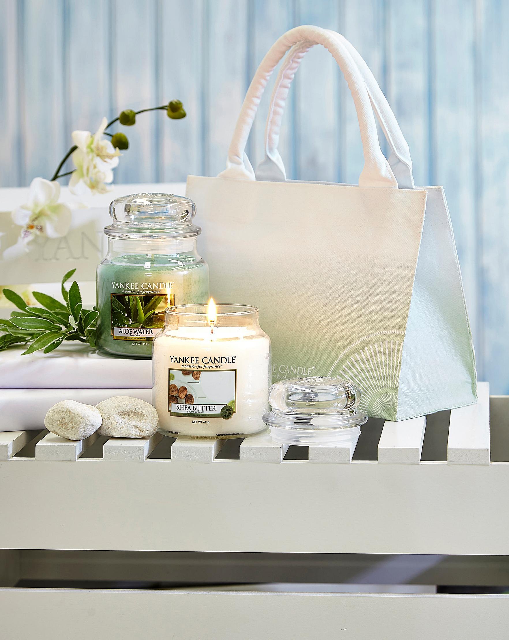 Yankee Candle Bag Gift Set | J D Williams