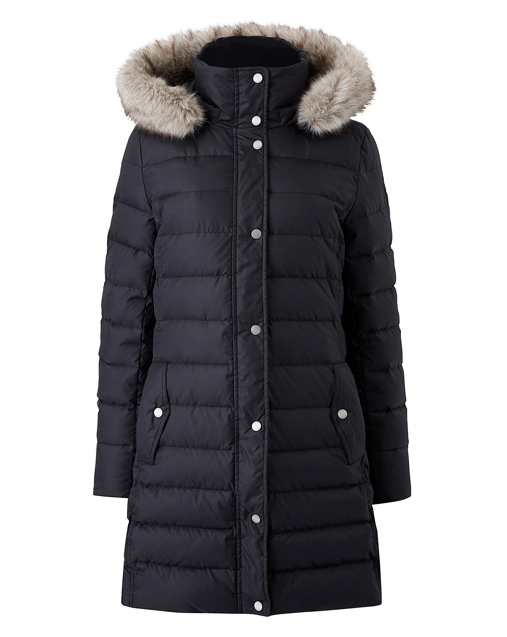 Tommy Hilfiger Tyra Down Coat   Fashion World a880a6190b