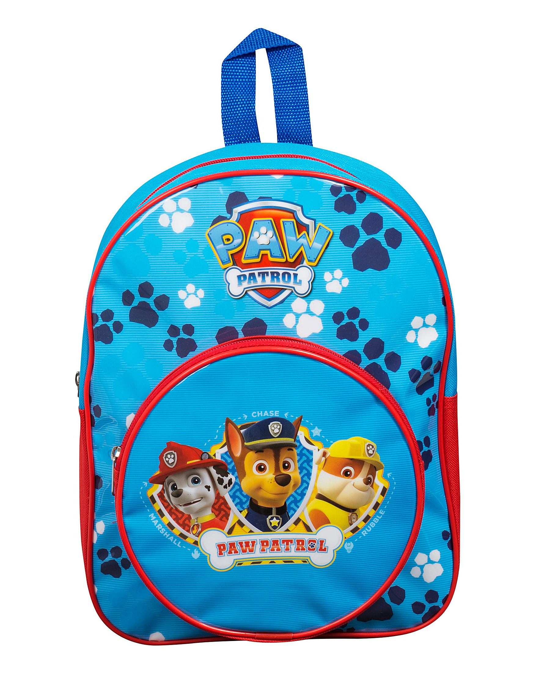 Paw Patrol Junior Backpack with Pocket   Ambrose Wilson