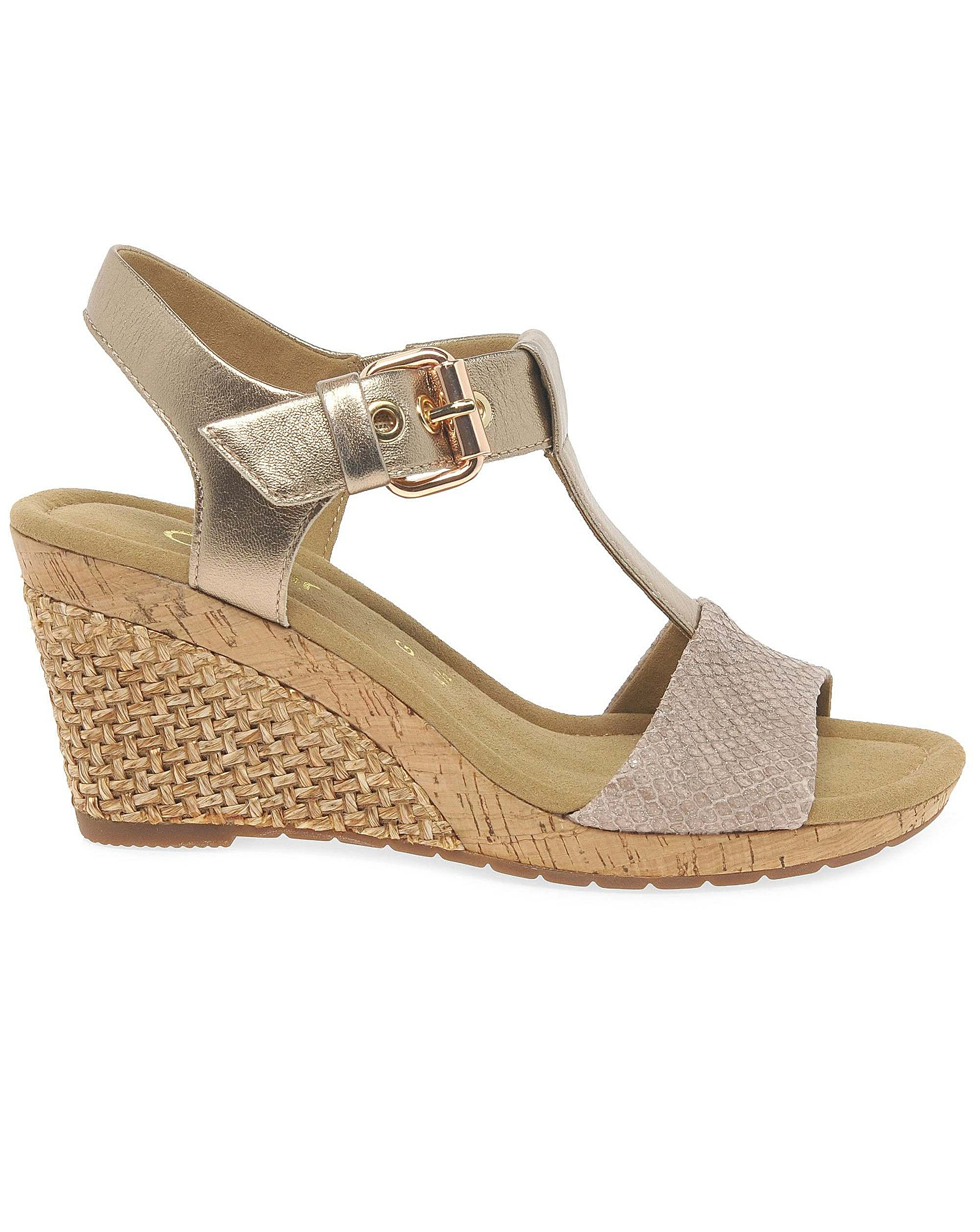 Karen Sandals Wider Gabor Fit Modern rdhsQt