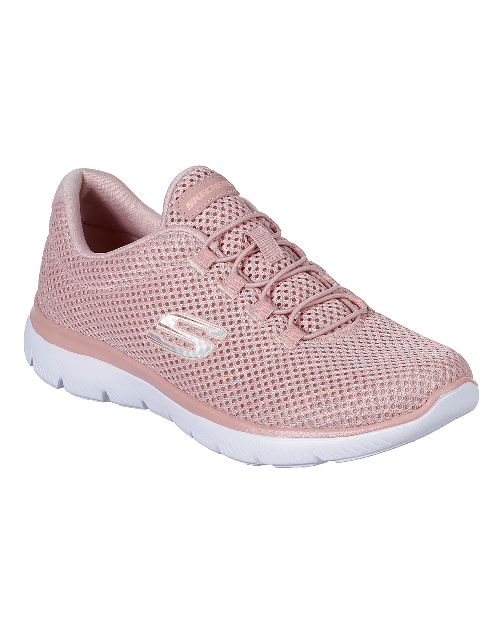 44993a7837 Skechers Summits Trainers | Simply Be