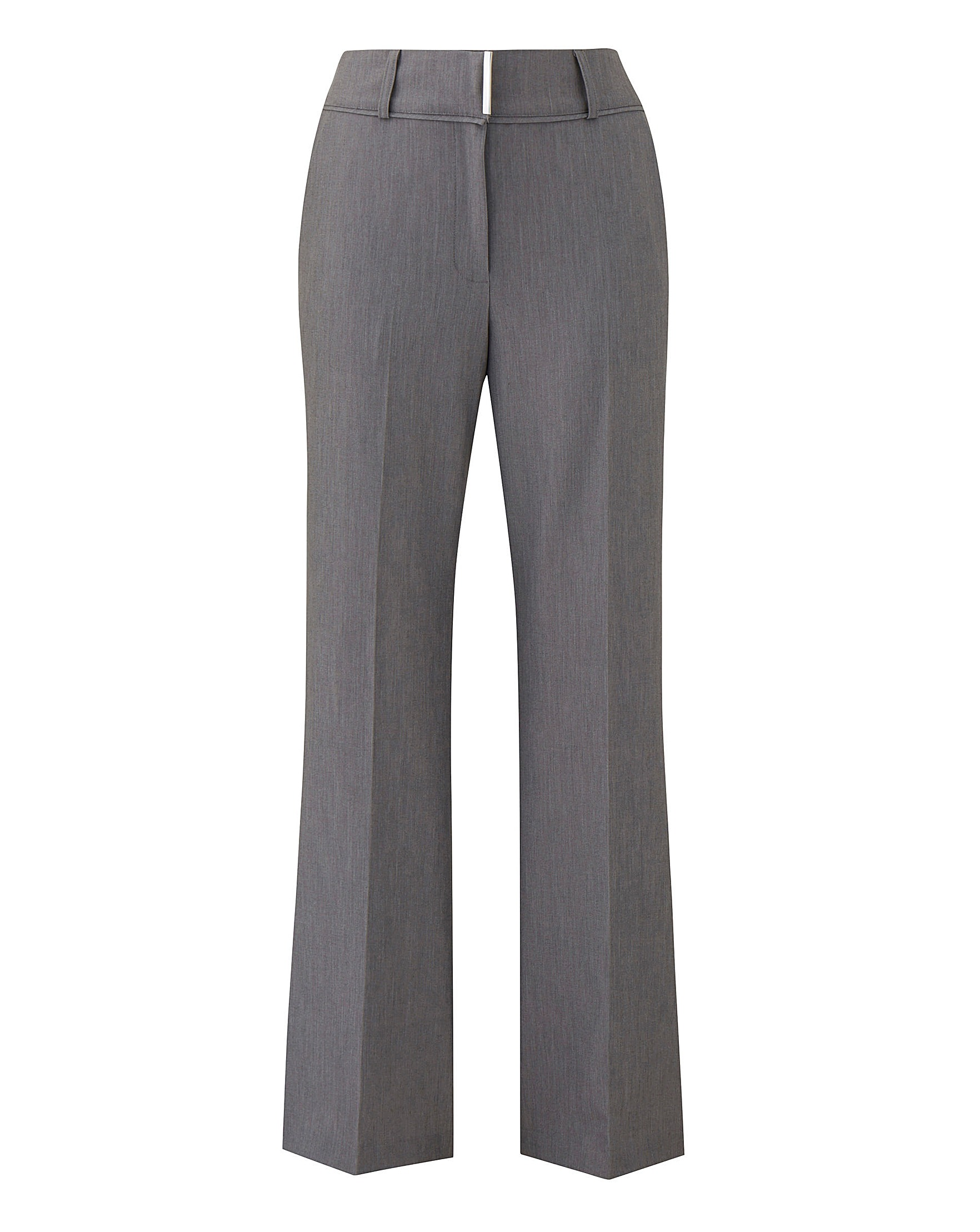 bd0bfd08d4fe6 Workwear Bootcut Trousers Petite | Marisota