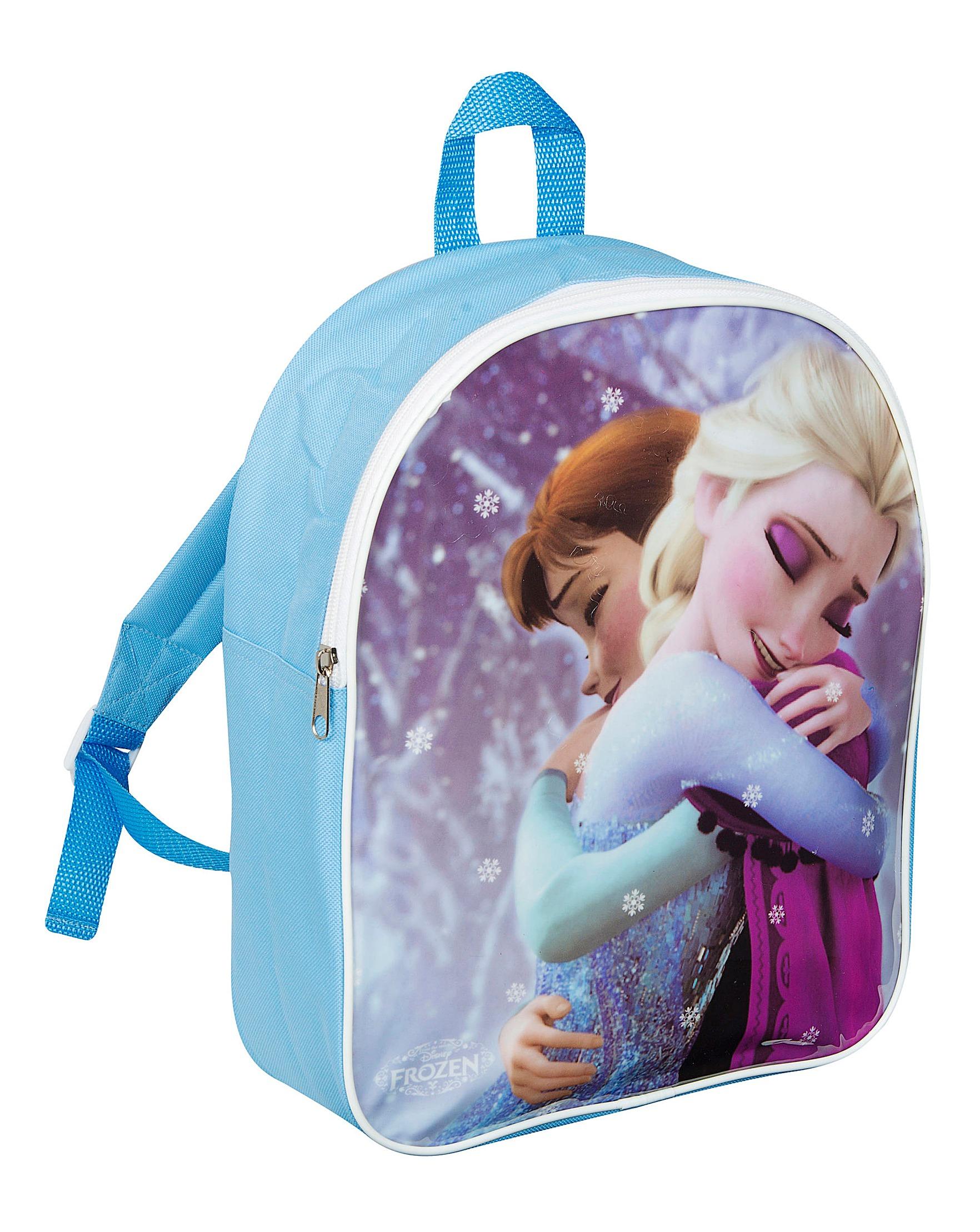 df258935b96 Disney Frozen Junior Backpack | Oxendales