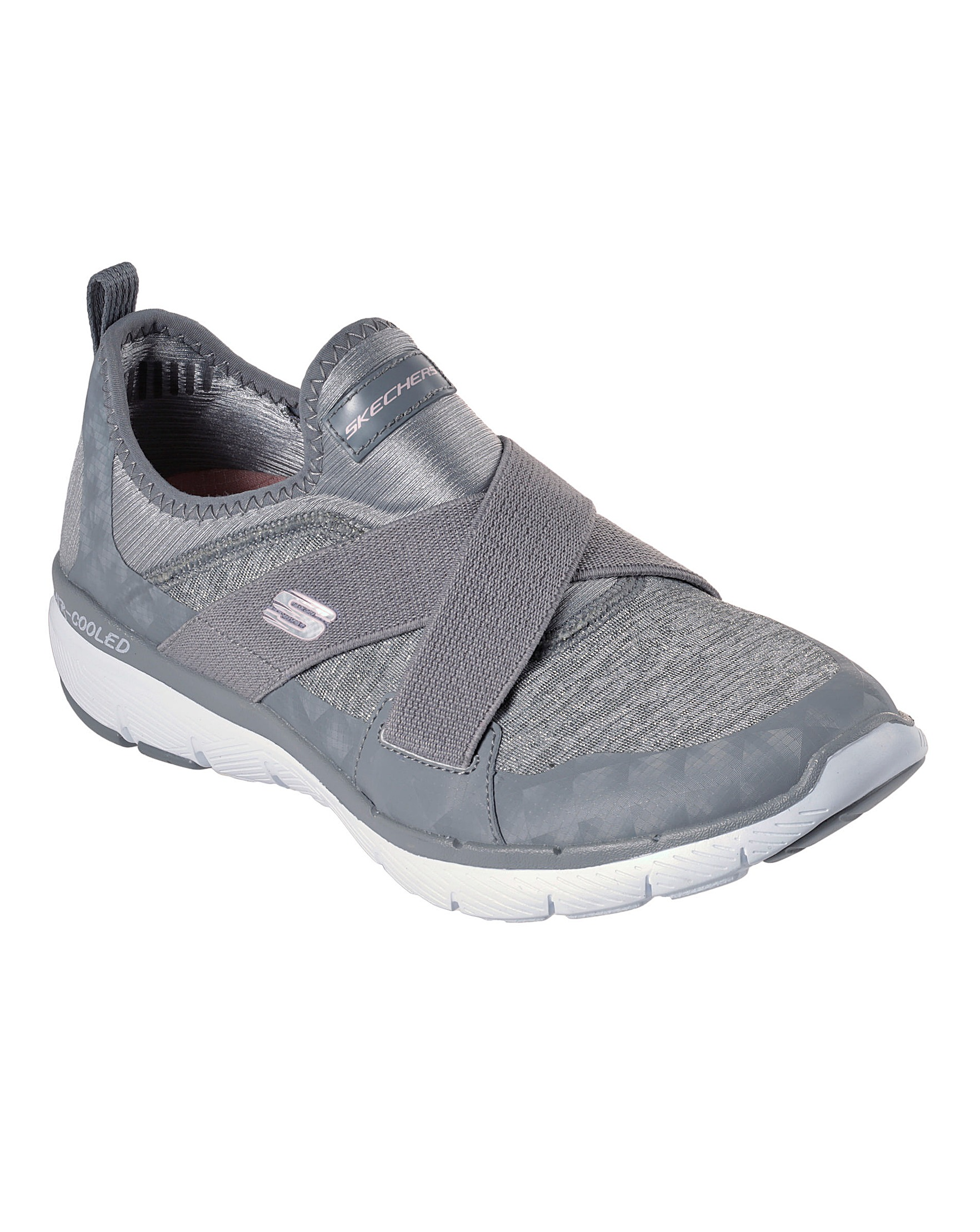 fb664db08d1 Skechers Flex Appeal 3.0 Trainers | Oxendales