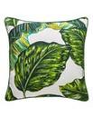 Bermuda Leaf Cushion