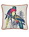 Bold Parrot Cushion