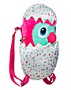 Hatchimals Plush Backpack Pengualas