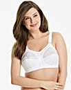 Triumph Doreen Non Wired White Bra