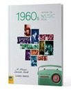 Personalised Music Decade Book - 60s