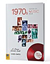 Personalised Music Decade Book - 70s