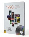Personalised Music Decade Book - 90s