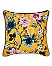 Archive Floral Vine Cushion