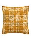 Velvet Check Cushion