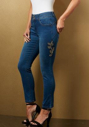 The Embellished Jean