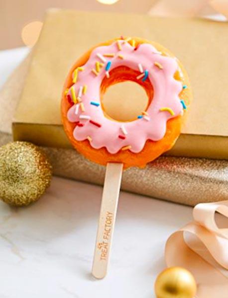 Dougnut lolly