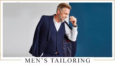 Men's Tailoring