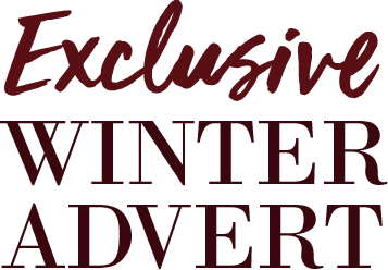 Exclusive Winter Advert