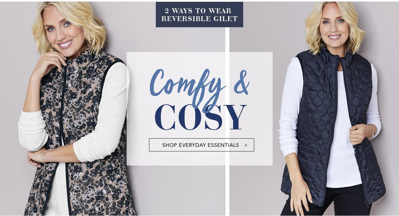 Comfy & Cosy