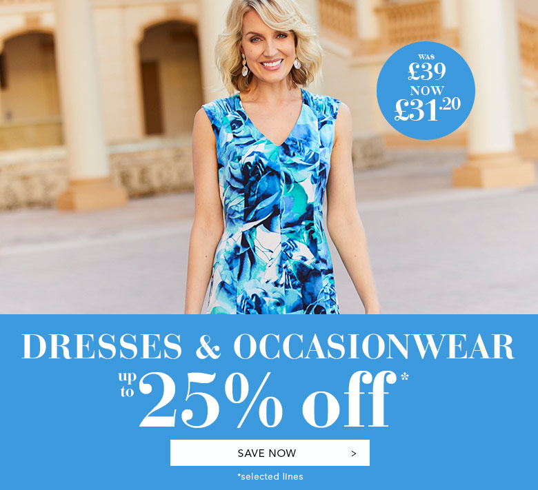 Dresses and Occasionwear Sale